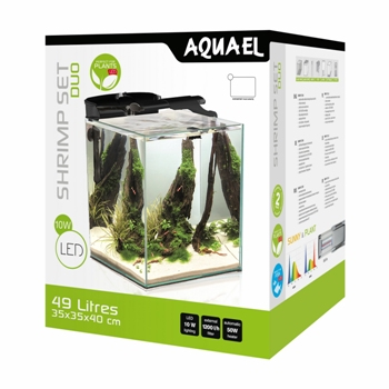 Aквариум SHRIMP SET DUO LED