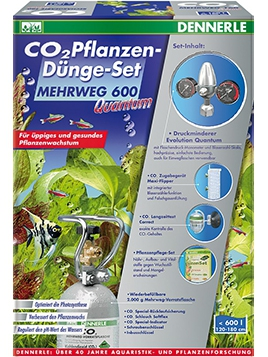 Система CO2 Dennerle MEHRWEG 600 Space